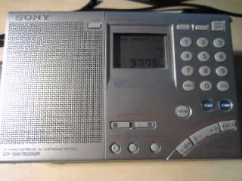 CNR2 China Business Radio 9775 kHz. 11.9.2013.