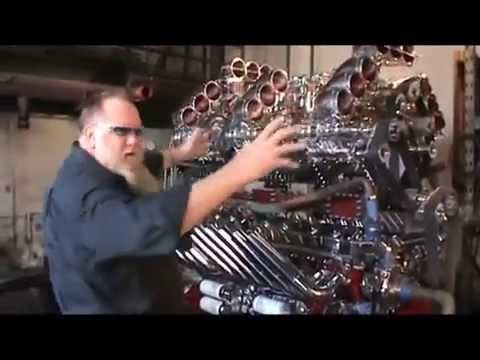 3 424 Hp V24 Diesel Engine Boasts 24 Cylinders 12 Superchargers Engaging Car News Reviews And Content You Need To See Alt Driver