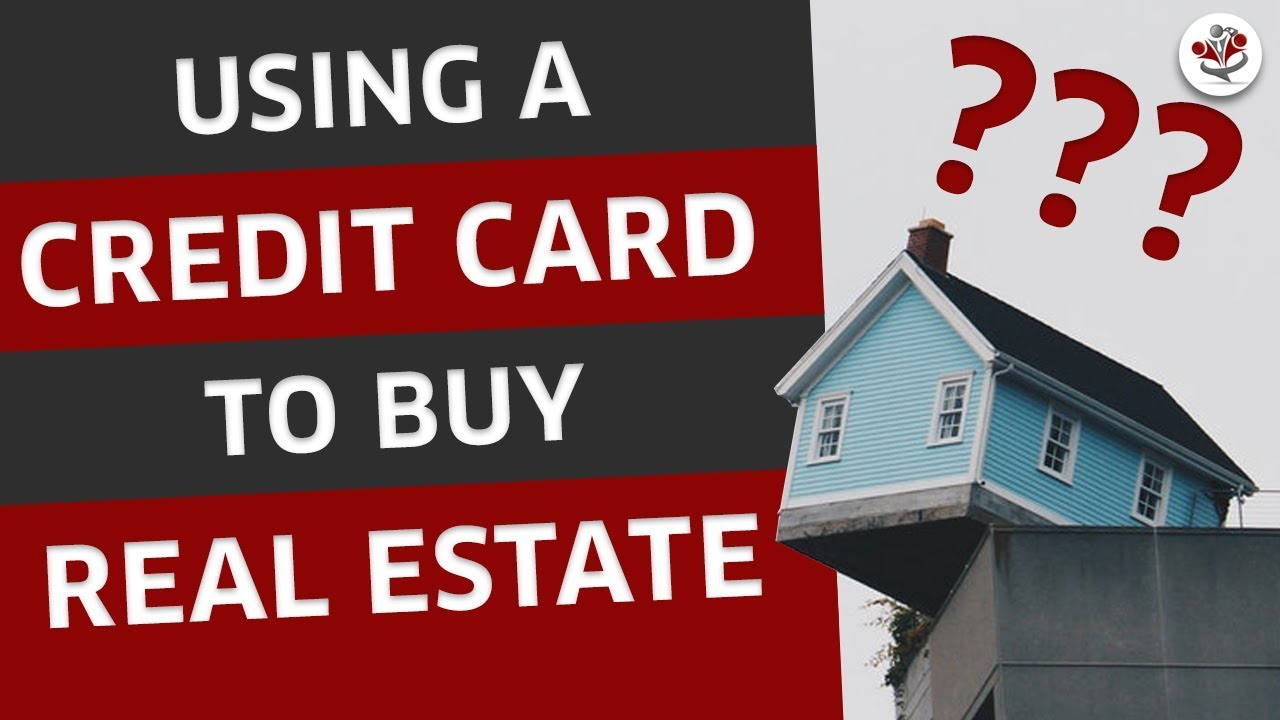 How to buy real estate using credit cards creative financing or how to buy real estate using credit cards creative financing or risky business reheart Image collections