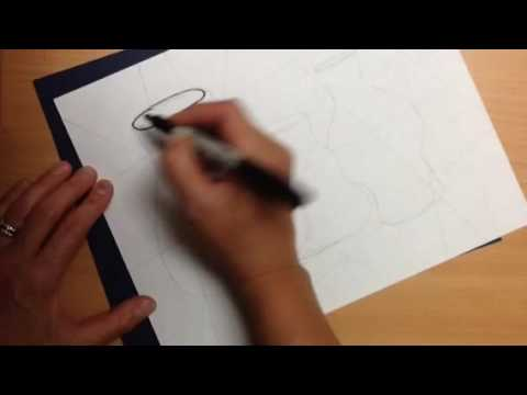 Cubism Still Life video 1. (Ages6-9)