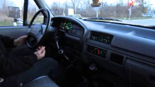 95 Ford F250 XL 4X4 7.3L Powerstroke Diesel (Part 2)