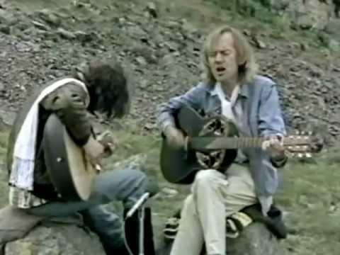 Roy Harper & Jimmy Page - Same Old Rock, OGWT Interview 1984