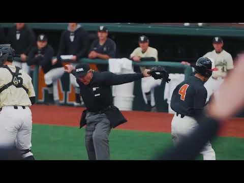 2018 Oregon State Baseball Intro Video - Version 3
