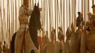 Iron Maiden - Alexander The Great - Video Clip