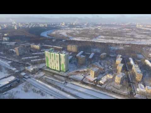 видео: «СтройГарант» — Демонтаж строений: Москва, ул. Малая Филёвская