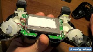 быстрый ремонт джойстика Dualshock 3 Playstation