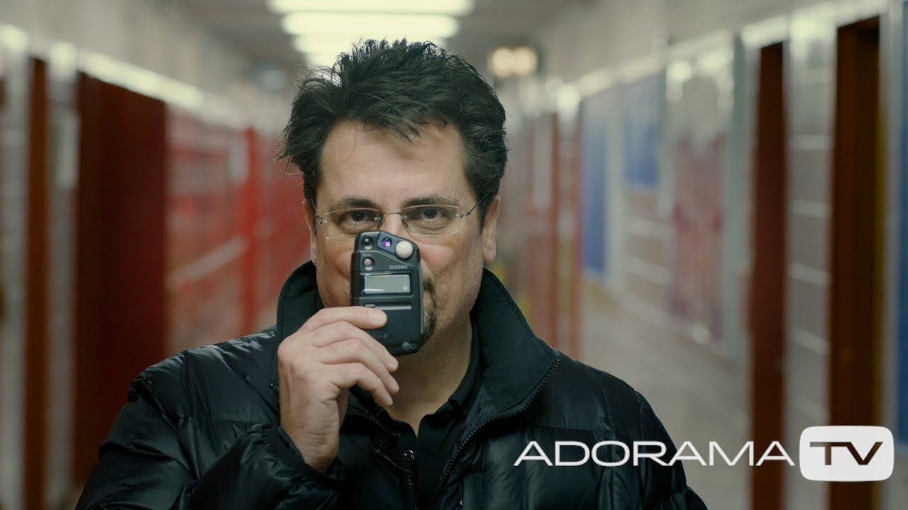 Using a Light Meter: Two Minute Tips with David Bergman
