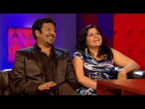 Nina Wadia + Nitin Ganatra Interview JR Show
