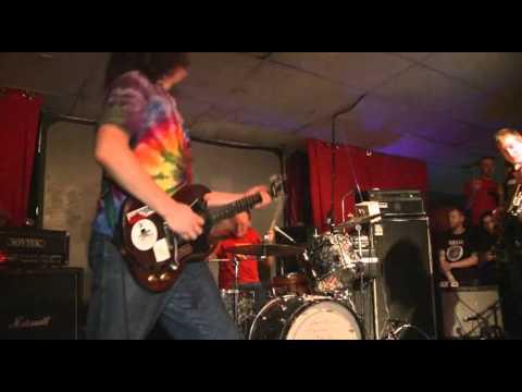 The final Ergs! show (late show) - Asbury Park 11/15/2008