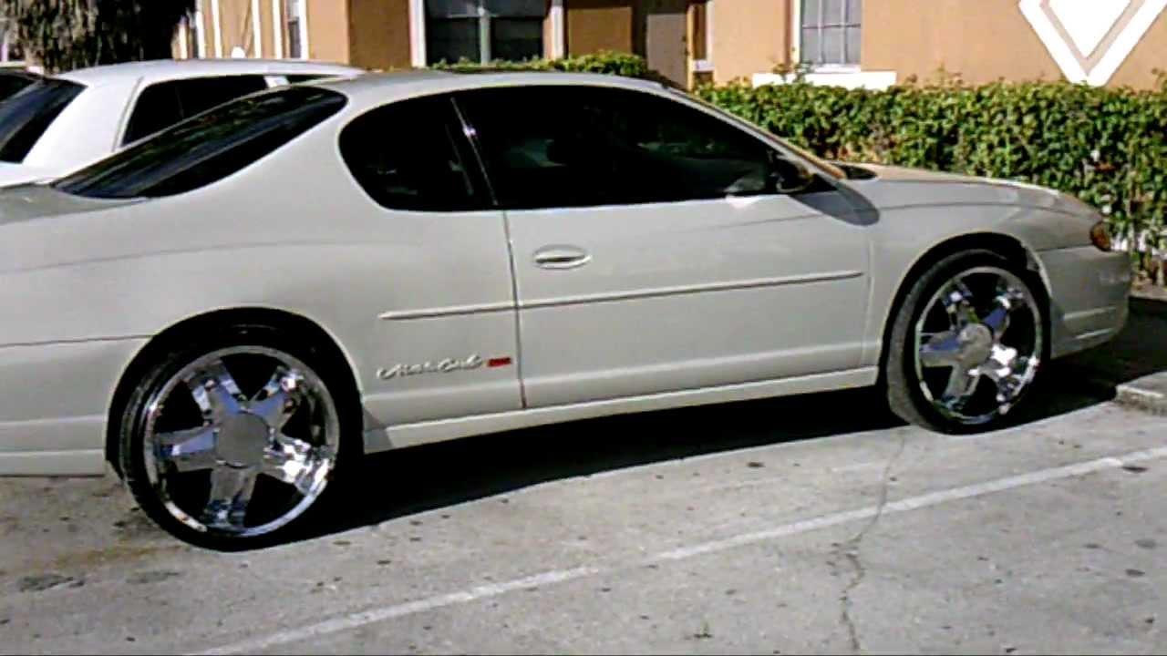 Piefacepresentwhips Chevy Monte Carlo Ss On 22 U0026 39 S