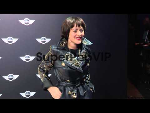 Jaime Winstone at the Mini car Launch Party at Old Sortin...