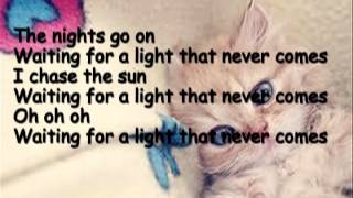 Download Linkin Park - A light that never comes - lyrics