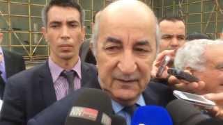 """تبون: المشعوذون المهاجمون لـ""""جامع الجزائر"""" يستهدفون كل شيء جميل في البلاد"""