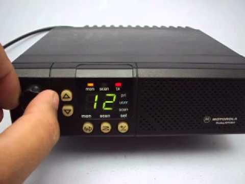 motorola gm300 test 30 01 2015 youtube rh youtube com motorola radius gm300 manual español Motorola GM300 Specs