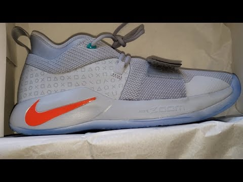 195810e3da5 SNEAKER SHOPPING ON HOLLYWOOD BLVD. COPPING NIKE PG 2.5 PLAYSTATION ...