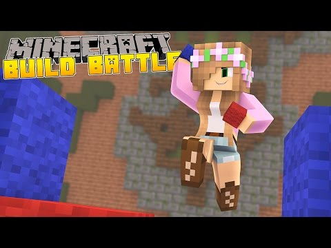 Minecraft Build Battle : LITTLE KELLYS WINS WITH LITTLE CARLY!