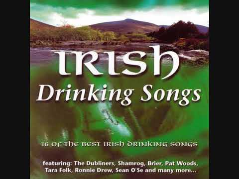 Irish Drinking Songs - 16 Of The Best Irish Drinking Songs  | Full Album