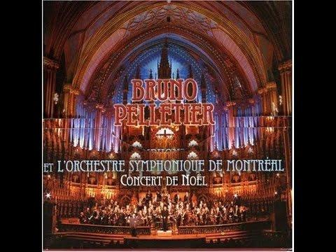 Bruno Pelletier -Concert de Noёl  (2003)    Full Audio Songs JukeBox