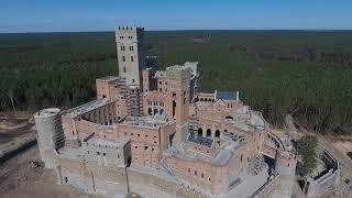Zamek w Stobnicy (Puszcza Notecka) #18