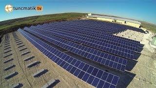 Powergie - Gaziantep 500 kWp Güneş Enerji Santrali