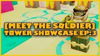 Soldier Tower Defense BF 3 34 ( -random ) - Warcraft3