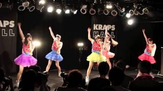 20140526 ミルクス ミルクスショー Vol.3 at KRAPS HALL 札幌発のガール...