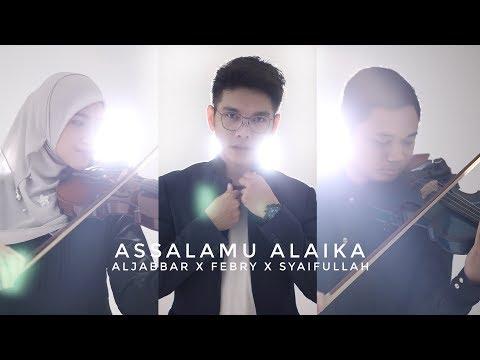 Maher Zain - Assalamu Alaika | ماهر زين - السلام عليك | cover by ALJABBAR, FEBRY, & SYAIFULLAH