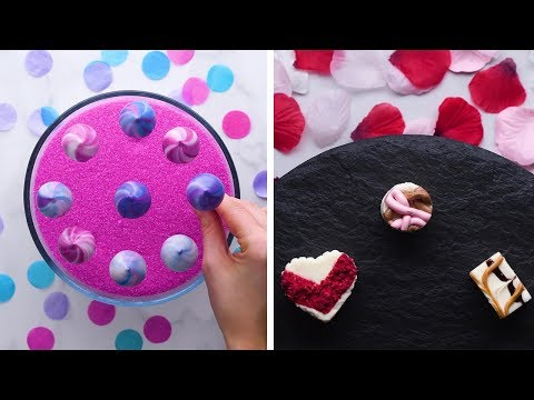 15 Last Minute Valentine's Day Treats and Recipes!! Easy Desserts by So Yummy