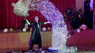 Реквизит для гигантских мыльных пузырей, мыльных шлейфов. BubbleMan.ru