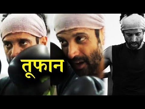Farhan Akhtar Ready 4 His Next Film Based On A Boxer Life 'TOOFAN' Mp3