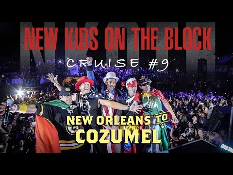 NKOTB Cruise 2017 Announce