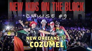 NKOTB Cruise 2017 Announce