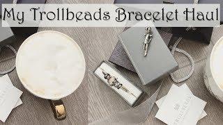 My Trollbeads Bracelet Haul