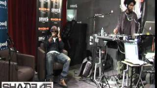 Black Thought freestyle on Shade 45's Toca Tuesdays/XM66