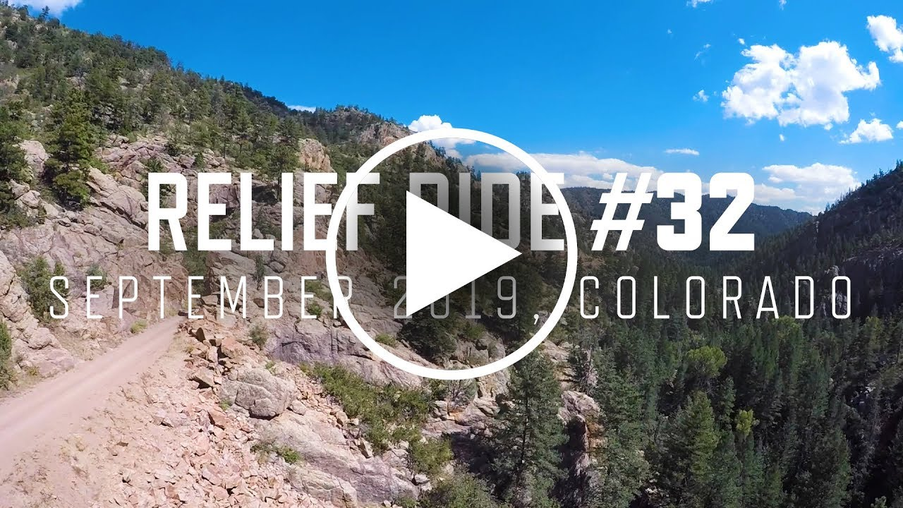 Motorcycle Relief Project | Relief Ride #32
