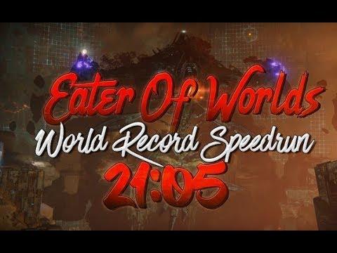 Raid Lair - Eater Of Worlds Speedrun World Record!!! [21:05]