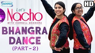 New Punjabi Bhangra Dance by Cornell Bhangra - Let's Nacho - Popular Dance Choreography Video