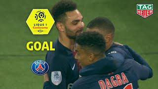 Goal Vitorino HILTON (78' csc) / Paris Saint-Germain-Montpellier Hérault SC (5-1) /2018-19