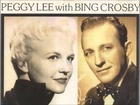 Bing Crosby & Peggy Lee  Again 1949