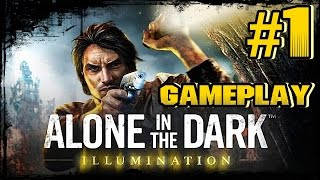 Alone In The Dark: Illumination | #1 Minas De Lorwich | Gameplay Español