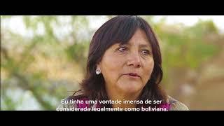 Naturalização de pessoas refugiadas na Bolívia