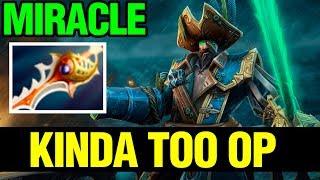 Miracle- Kunkka Is Just Too OP! - Divine Rapier Kunkka 7.14 - Dota 2