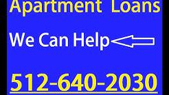 Apartment Loans Austin - Loans for apartment building in Austin TX