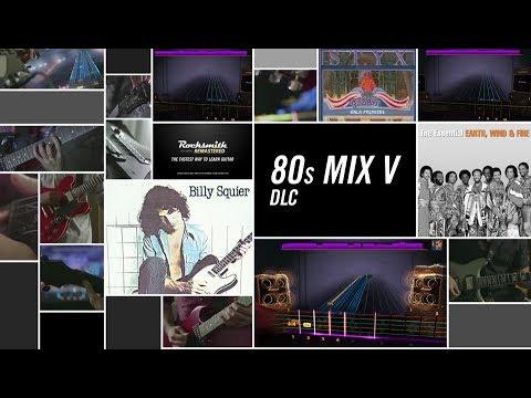 80s Mix V - Rocksmith 2014 Edition Remastered DLC
