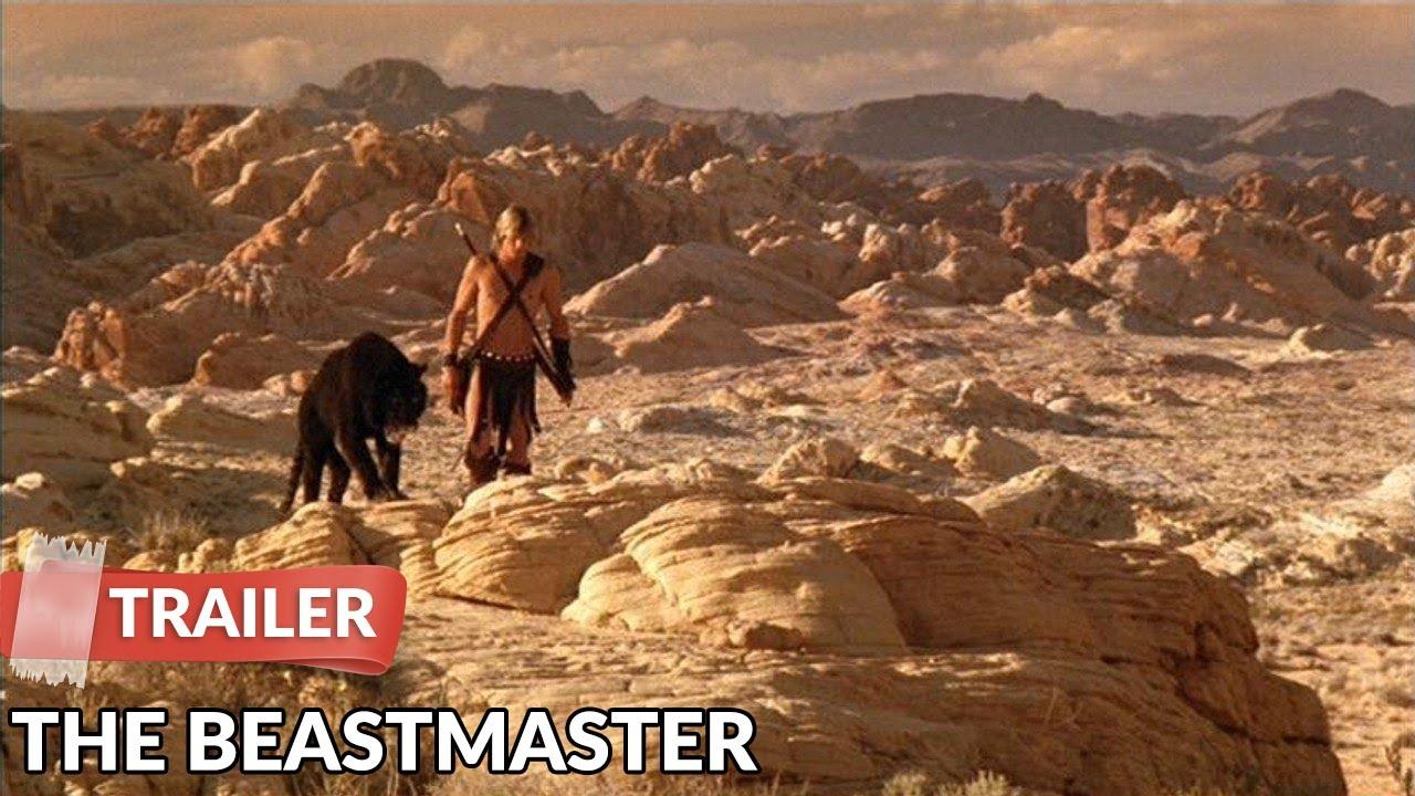 The Beastmaster 1982 Trailer HD | Don Coscarelli