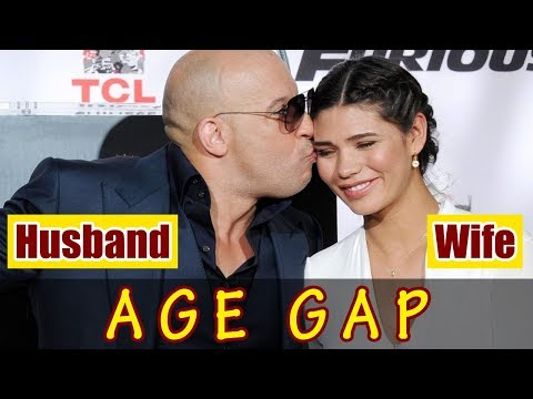 Vin diesel and his wife Paloma jiménez AGE GAP || You Will Shocked! thumbnail