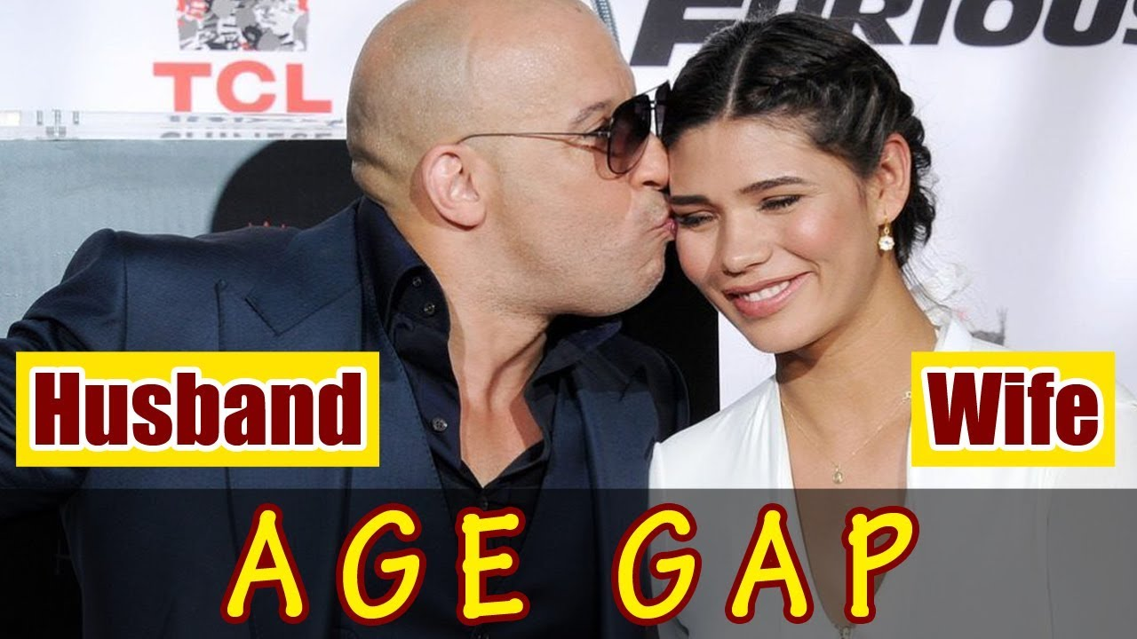 Vin Diesel And His Wife Paloma Jiménez Age Gap You Will Shocked Youtube