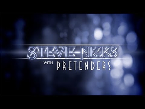 a day on the green present Stevie Nicks and Pretenders!