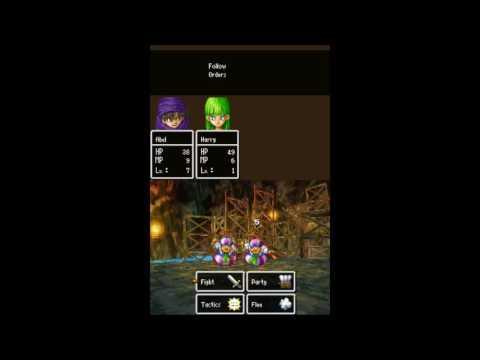 Dragon Quest V - NRE Challenge Part 4: Slave-drivers