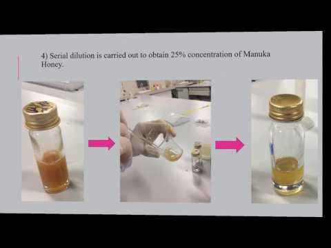 Antibacterial Effect of Manuka Honey on the Growth of Microorganisms Isolated from Toilet Bowl